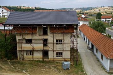 Adem Jashari's house, Prekaz, Kosovo