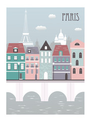 Paris city.