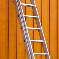 ladder on the wall 6