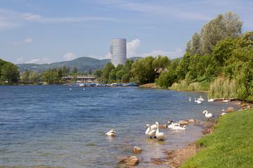 An der Alten Donau Wien