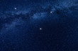 milky way stars background - 67697260