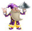 Wizard chef or cook