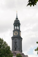 Hauptkirche Sankt Michaelis in Hamburg
