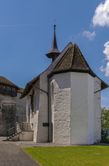 St. Mary's Chapel, Rapperswil