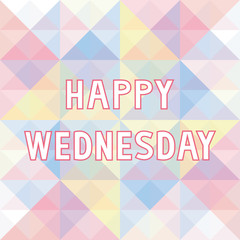 Happy Wednesday background3