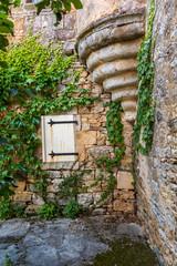Maison de village médiévale