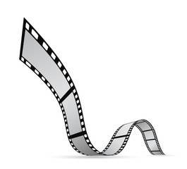 film strip reel background