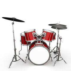 Drumset illustration
