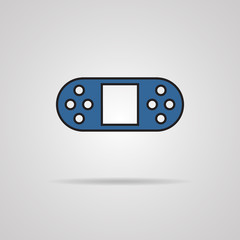illustration of game controls, Video games