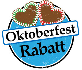 Oktoberfest Rabatt