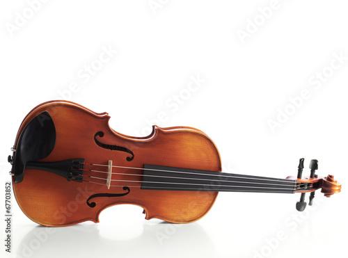 Staande foto Muziekwinkel Geige