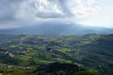 San Marino High Mountain View