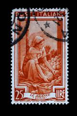 Briefmarke_Italien_Alt