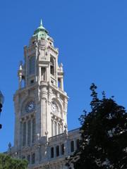 Portugal - Porto - Tour de la Mairie