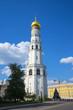 Постер, плакат: Ансамбль колокольни Иван Великий Кремль Москва