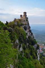 San Marino Castle General View