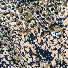 texture of fabric stripes snake