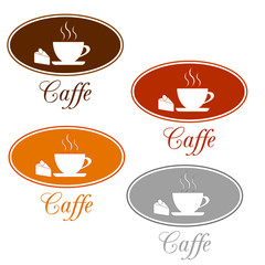 Caffee set design