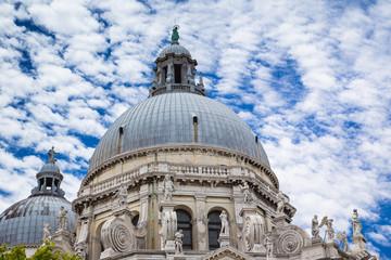 Basilica Santa Maria della Salute, Venice.