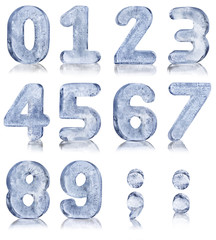 Ten Ice Numbers