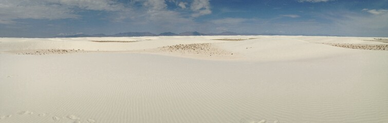 vista white sands