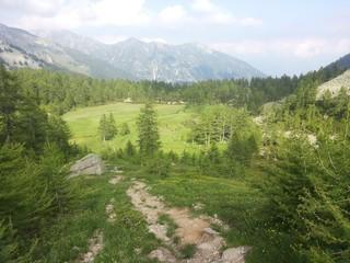 Alta valle Bognanco