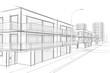 Architektur Zeichnung - 67709871