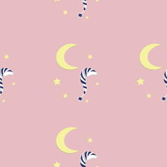 night vector pattern