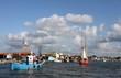 voilier ancien, vieux gréement, bassin d'arcachon