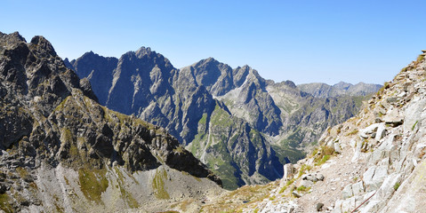 Mountain High Tatras, Slovakia, Europe
