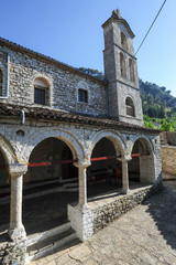 The church of St. Spiridione at Berat