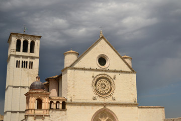 Basilika San Francesco - Assisi