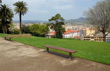 City of Nice - City park