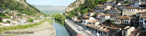 The old houses of Berat on Albania - 67712648