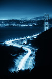 Golden Gate Bridge at night - 67712876