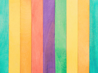 Colorful Wood Background old retro vintage style