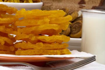 JALEBI SWEET FOOD