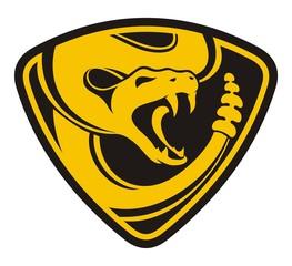 rettler snake emblem