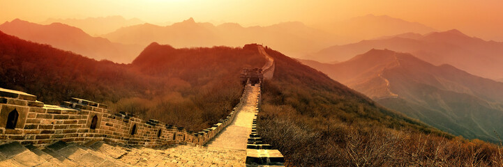 Great Wall morning