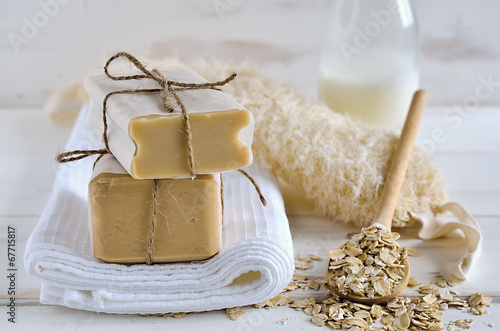 Oat soap - 67715817