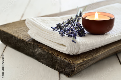 Lavender aroma theraphy
