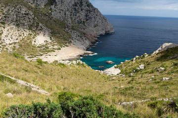 Cape Formentor on Majorca, Balearic island, Spain
