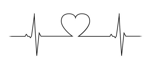 Love heart beat