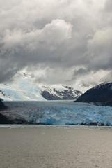 Chile - Amalia Glacier Dramatic Landscape - Skua Glacier