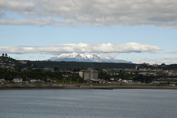 Chile - Puerto Montt - The Osorno Volcano