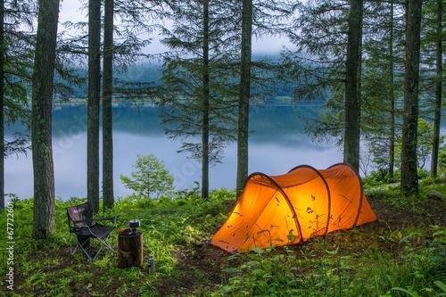 湖畔キャンプ - 67722601