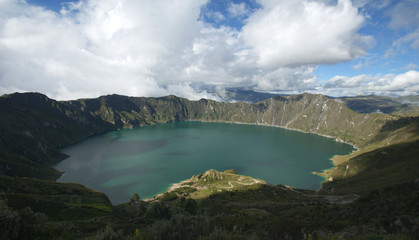 Cratère du Quilotoa