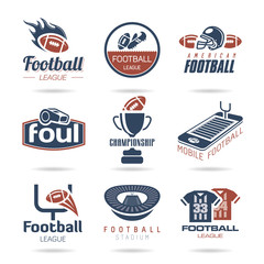 Football Icon Set - 3