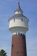 Wasserturm in KREFELD-HÜLS