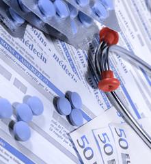 dépenses de santé,sécurité sociale
